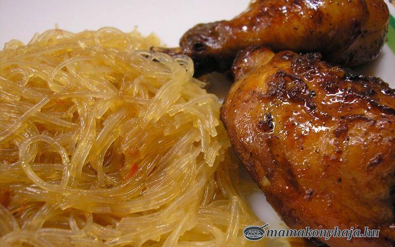 Édes savanyú csirkecomb