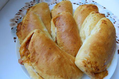 Calzone (Töltött pizza)